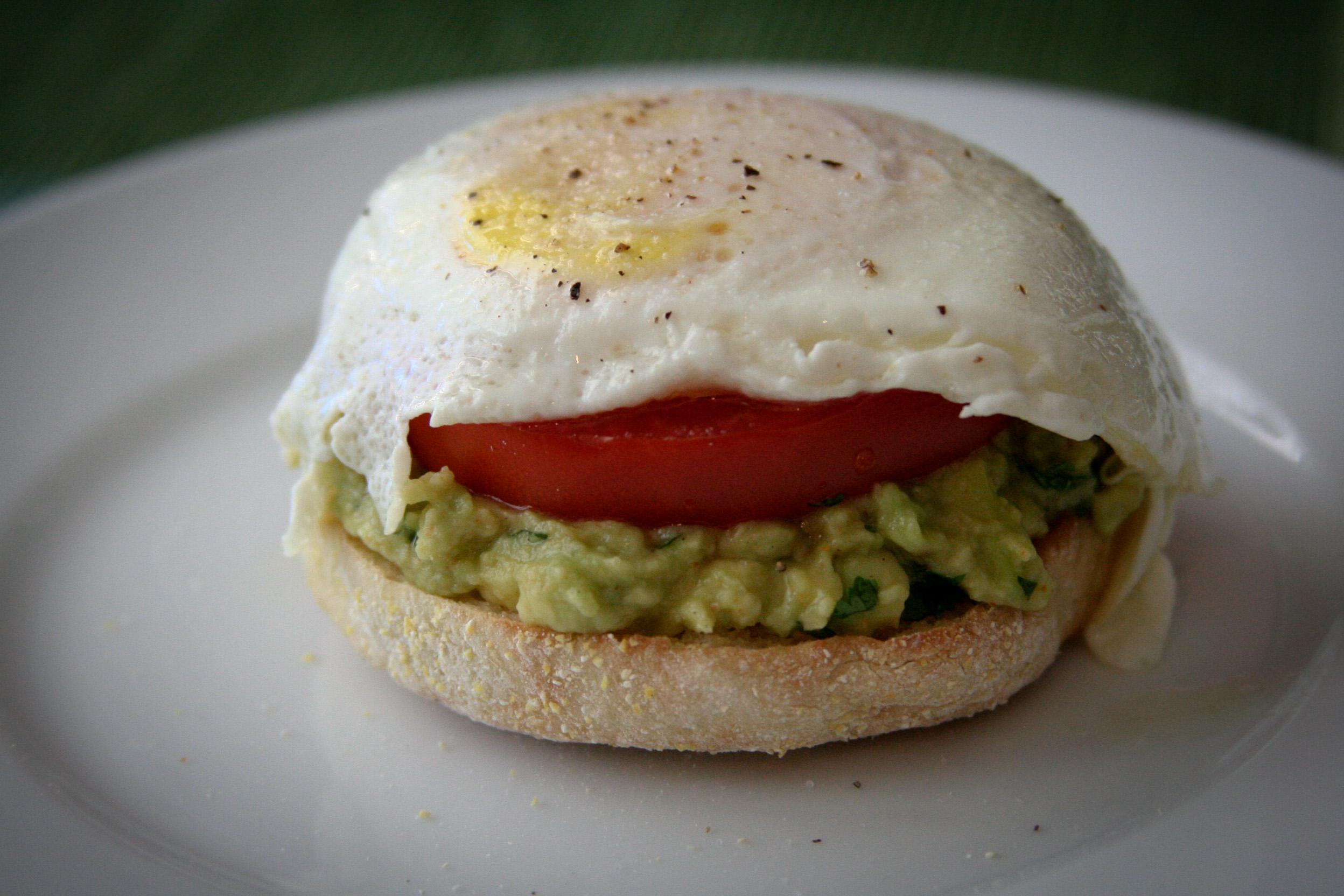 Egg+Sandwich SoCal Egg Sandwich | Culinary Style
