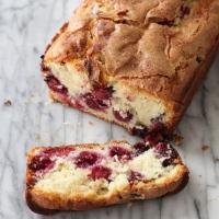 Triple Berry Bread